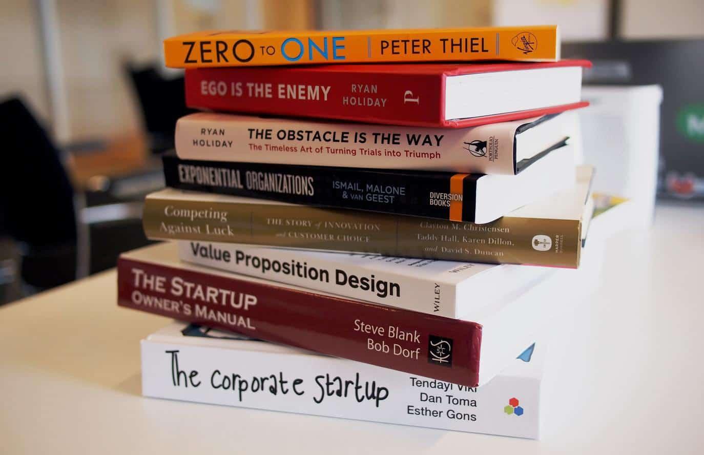 7 libra që duhet t'i lexojë çdo ndërmarrës