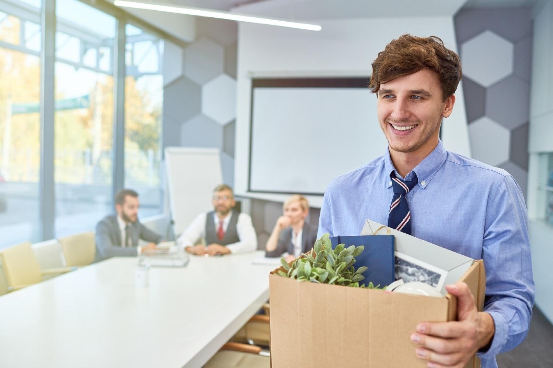 Si ta lini një punë në mënyrë profesionale?