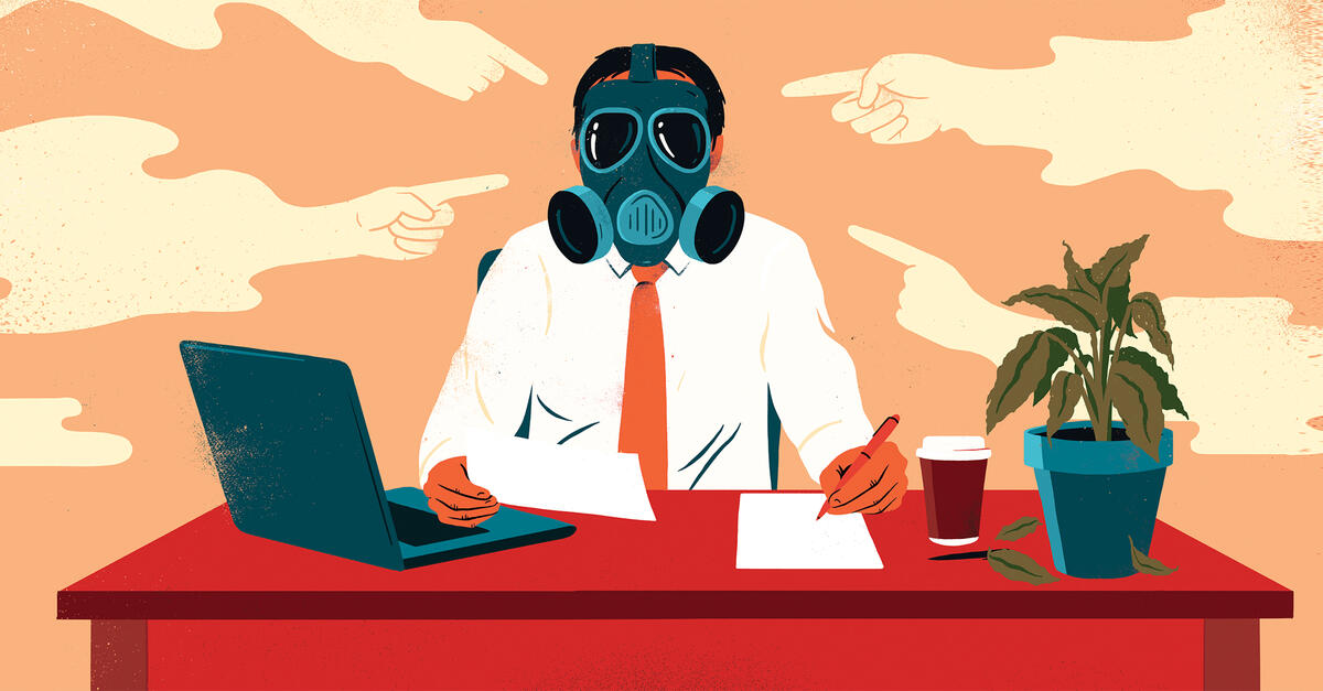 Mjedisi toksik i punës i detyron edhe punonjësit më të mirë të largohen